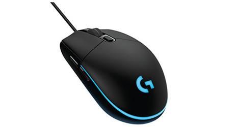 mouse da gaming logitech