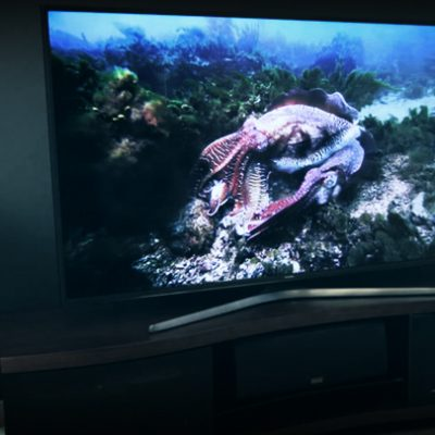 configurare smart tv samsung