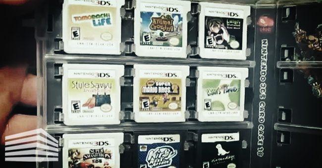 nintendo 3ds giochi