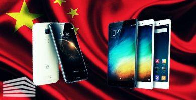 compra smartphone cinesi
