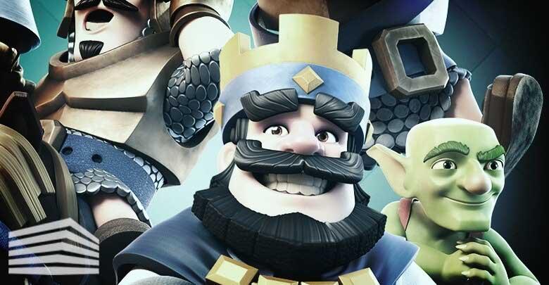 mod clash royale