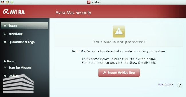 antivirus mac serve o no
