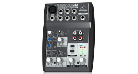 Behringer XENYX 502 opinioni