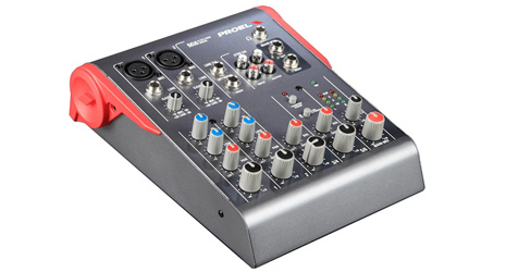 Proel Mi6 mini mixer