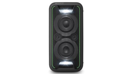 Sony GTKXB5 potenza