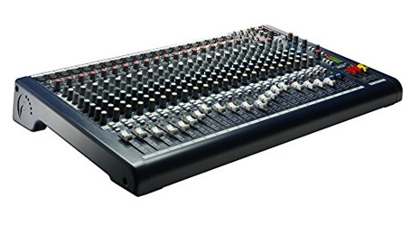 Soundcraft MPMi20 dmx