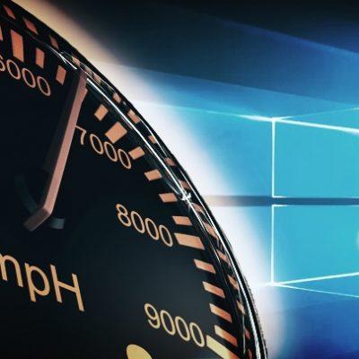 Come velocizzare Windows 10 in 5 mosse