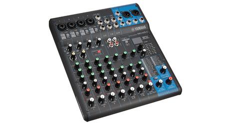 Yamaha MG10XU mixer dj