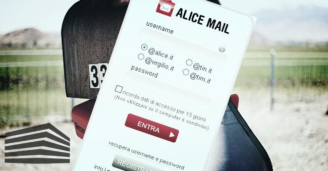tim e-mail personale