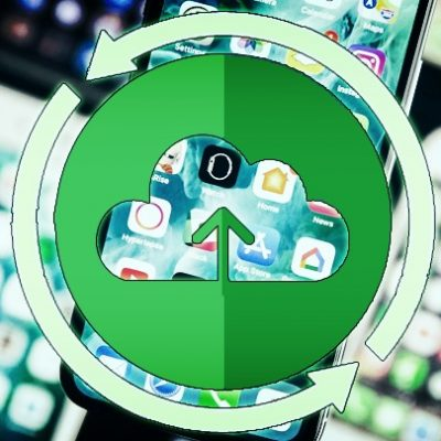 salvare un backup iPhone online