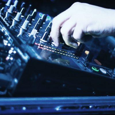 mixer amplificato