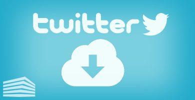 come si salva un video da twitter