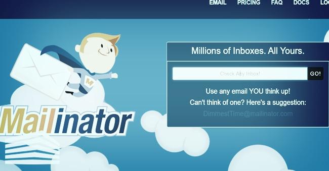 e-mail fake