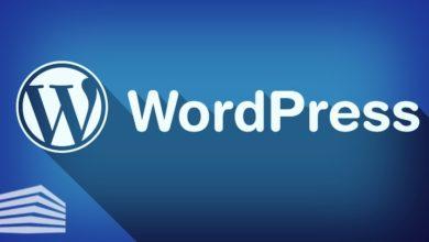 istallare wordpress