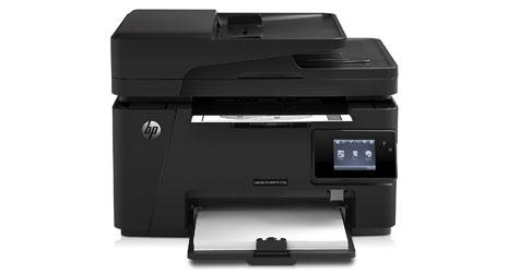 HP LaserJet Pro M127fw amazon
