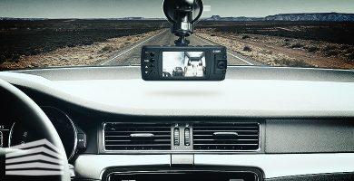 videocamera per auto 360 gradi