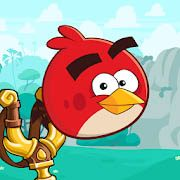 angry birds friends trucchi
