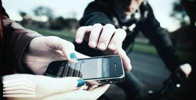 blocco smartphone perso