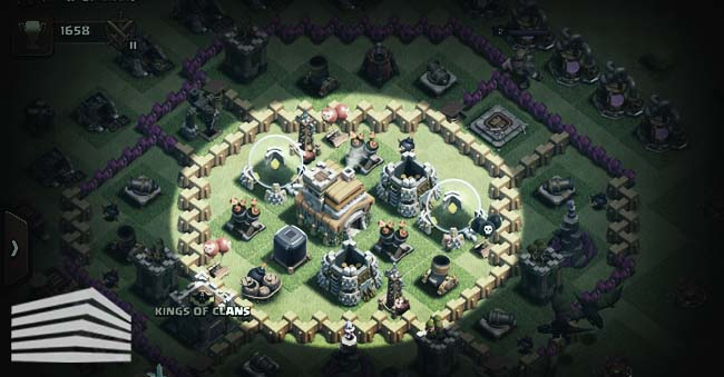 clash of clans elisir
