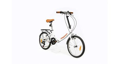 moma bike elettrica
