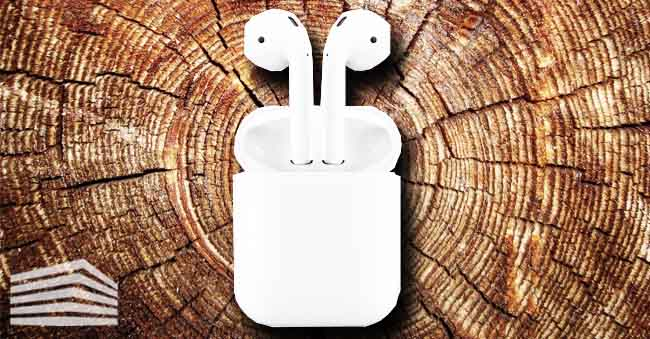 Cuffie apple airpod vs earpod