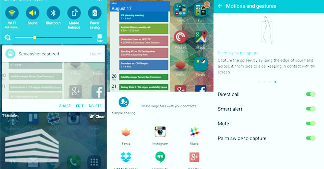 come fare screenshot su Android e Iphone