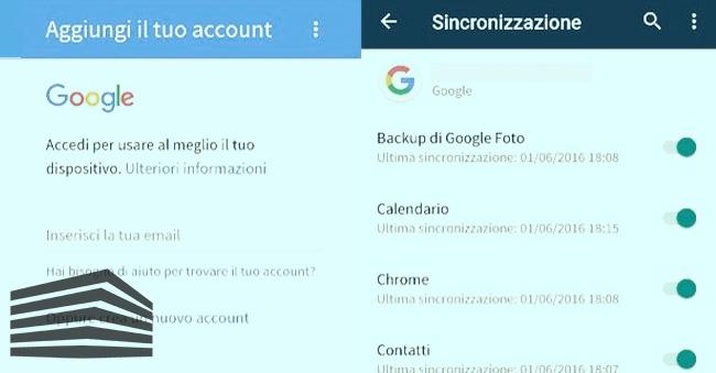 Dov'è la rubrica in Gmail?
