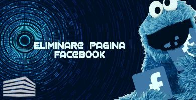 tutorial per cancellare pagina FB