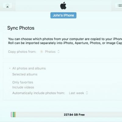 Come spostare foto da iPhone a PC
