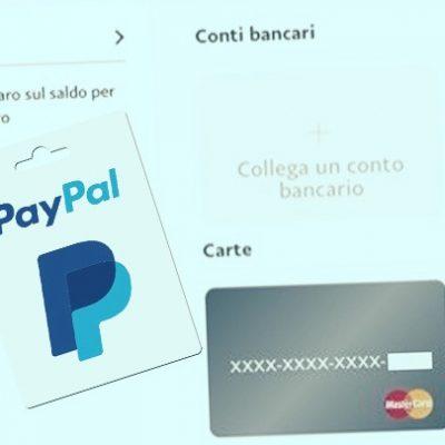 Come ricaricare PayPal dal tabaccai
