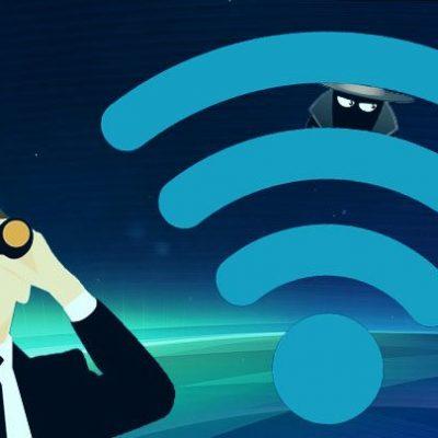 bloccare chi si connette alla mia rete wifi