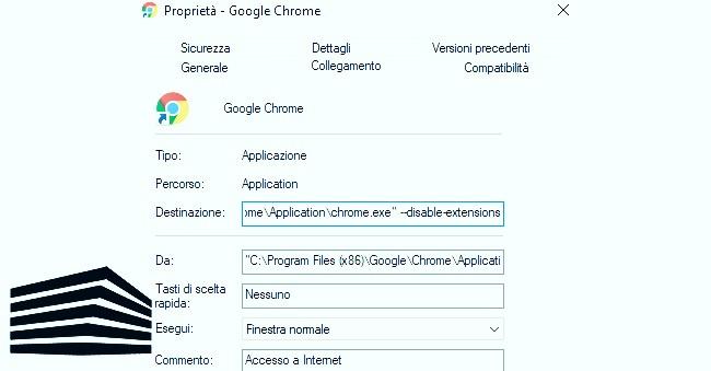Google chrome a smesso di funzionare