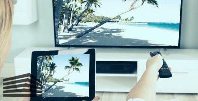 connettere tablet a tv