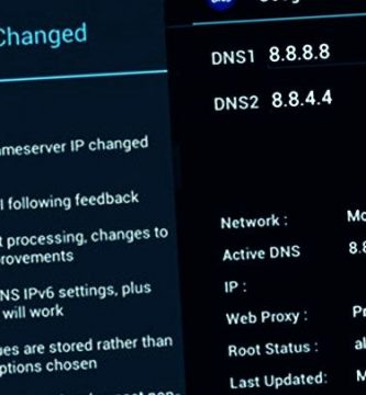 android dns settings