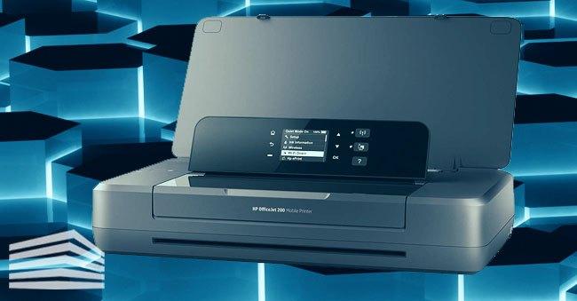 stampante e scanner portatile