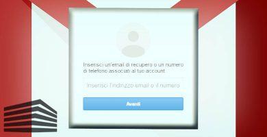 il ripristino di gmail cancellate