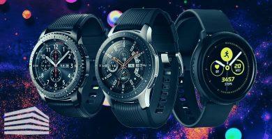 orologi intelligenti samsung