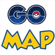 pokemon go mappa