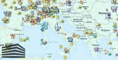 best pokemon go map