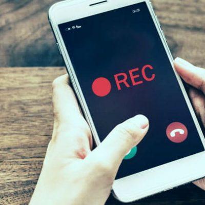 registratore di chiamate