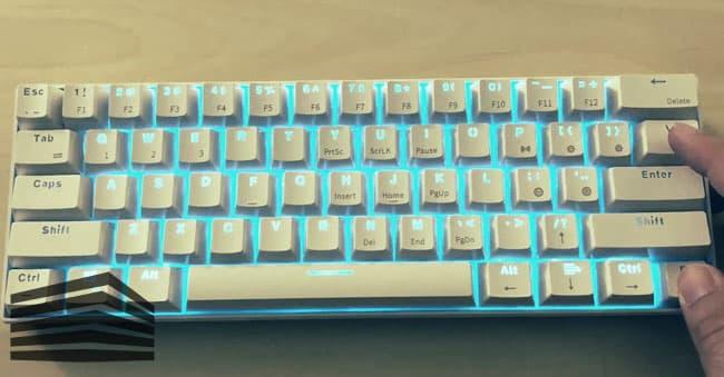 tastiera senza fili