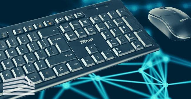 tastiera wireless logitech