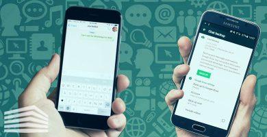 usare whatsapp su due telefoni