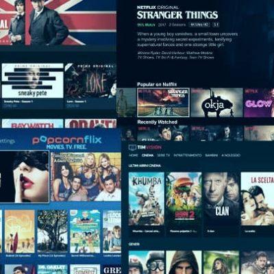 Siti gratuiti per vedere Serie TV