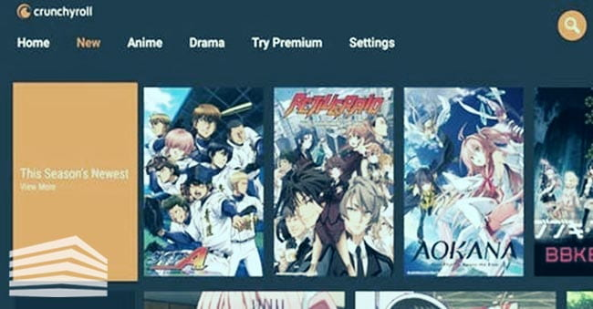 siti web per vedere anime gratis