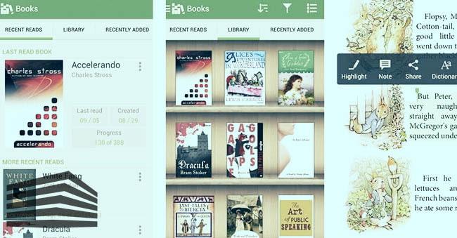 app leggere libri