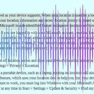 sbobinare file audio