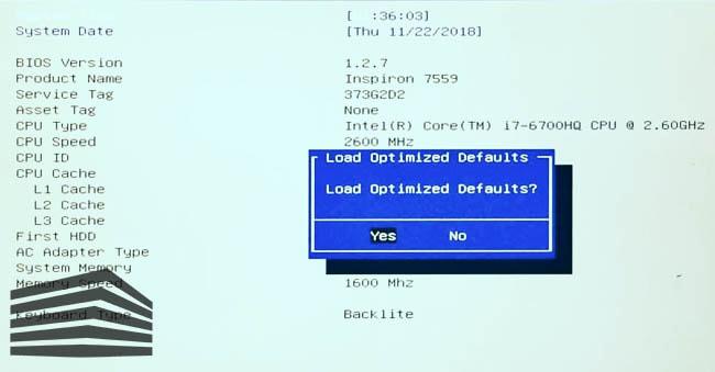 Errore Reboot and select proper boot device: come risolvere