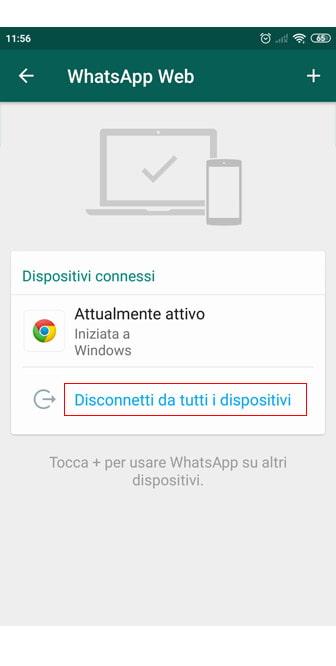 whatsapp web sempre online