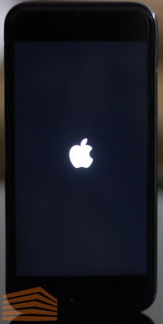 iphone 6s schermo nero